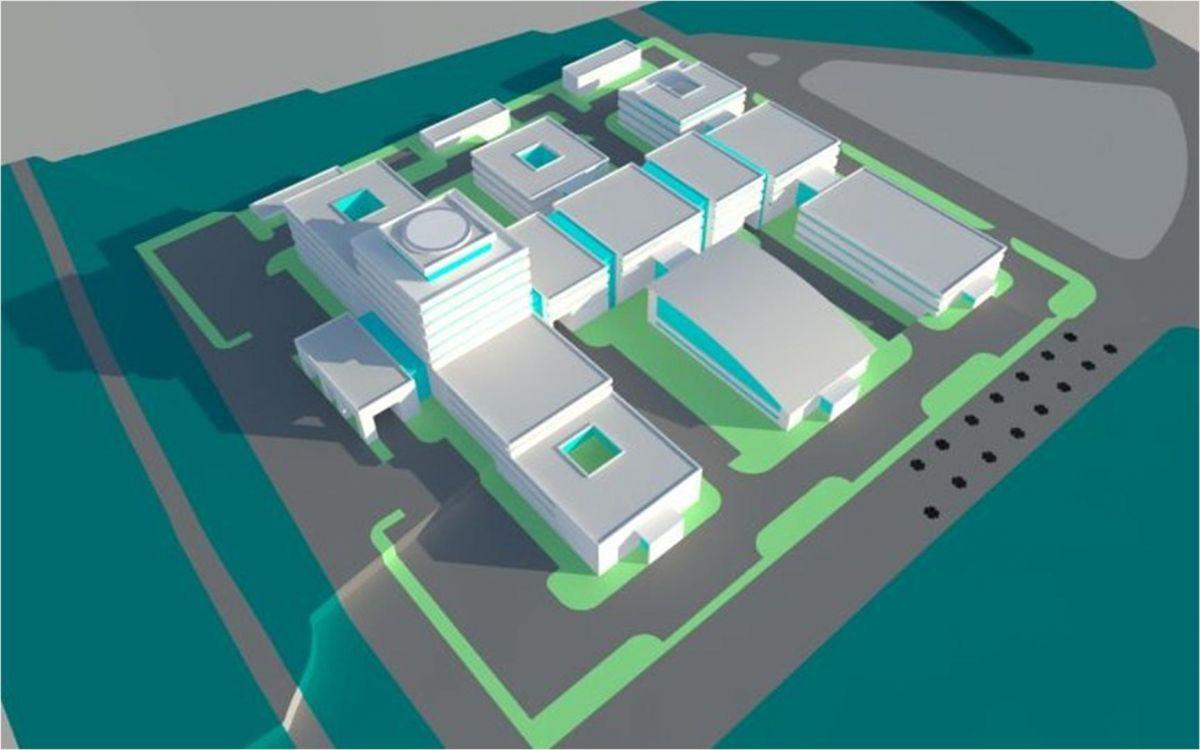 étude De Faisabilité Dun Hôpital De 180 Lits