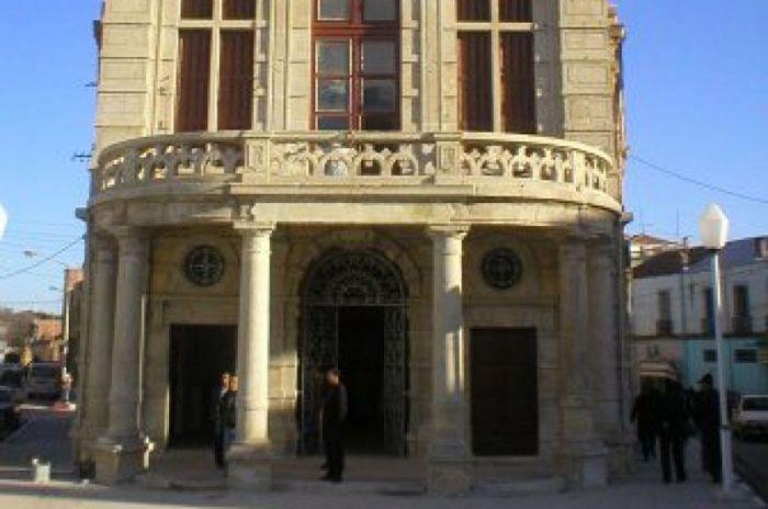Alger boulevard laferrière et le bureau de poste gri banque d